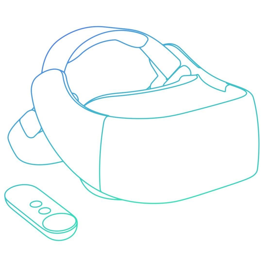 Will Google's Standalone VR Headsets Enable AR Experiences?