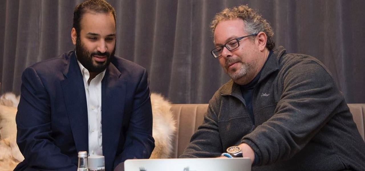 New Magic Leap Images Appear as Saudi Prince Gets Demo from CEO Rony Abovitz