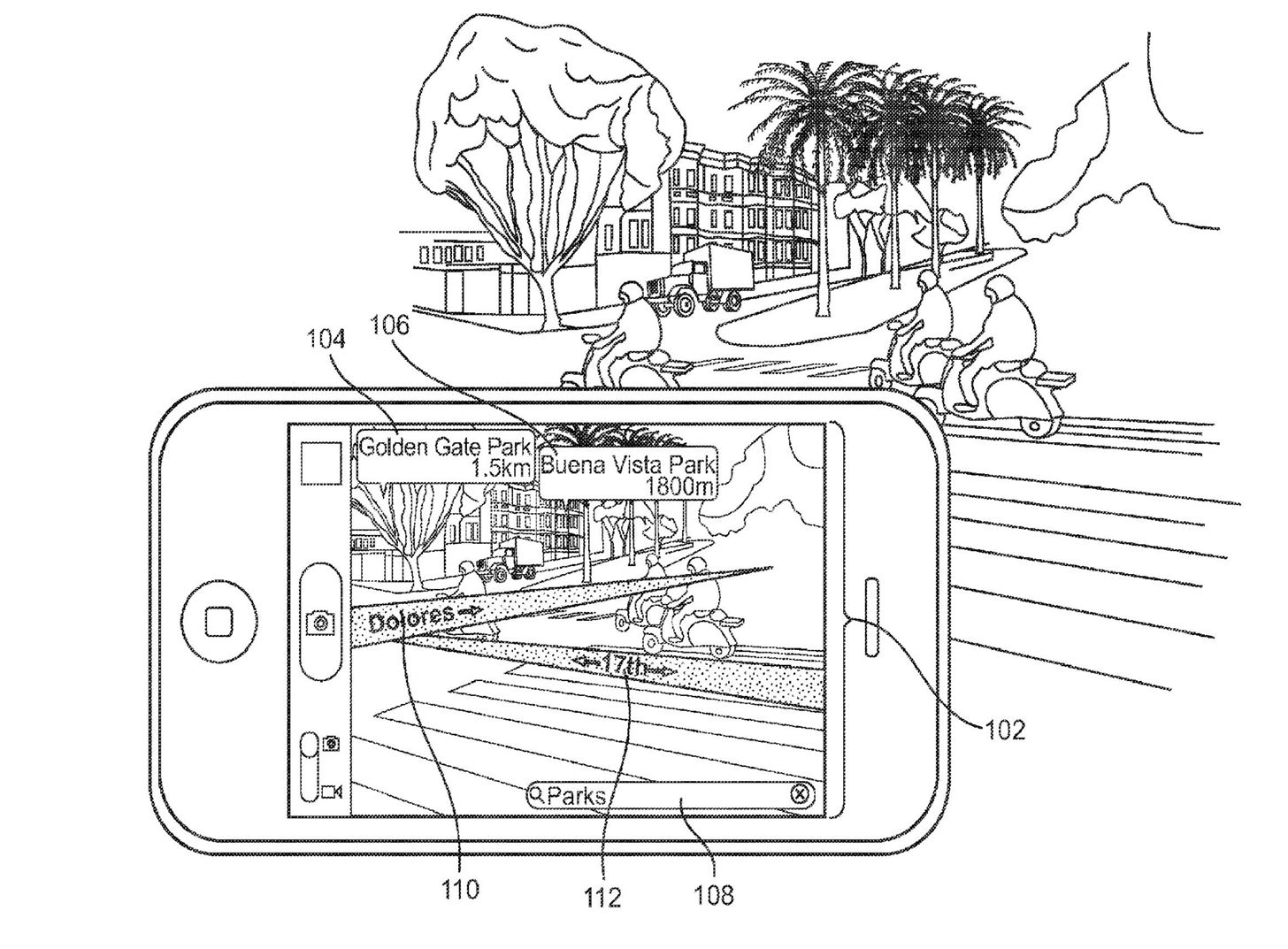 Apple Granted Patent to Make Augmented Reality Maps—Hinting at a Cool, Futuristic Version of Our Well-Worn Maps App