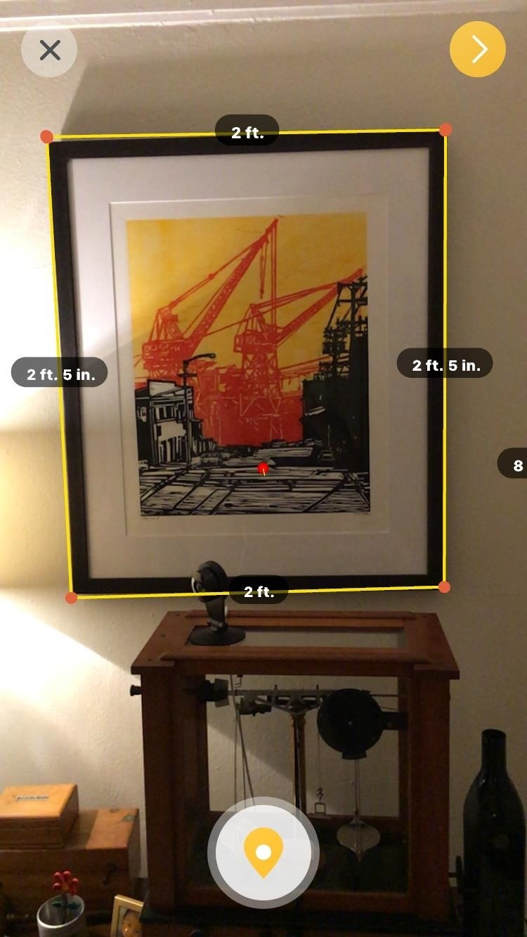 Apple AR: Occipital's ARKit App Offers Room Scanning on Par with Tango for iPhones