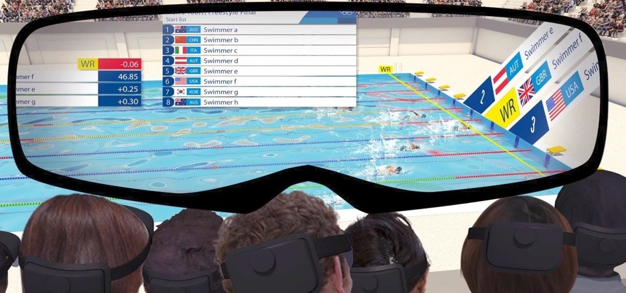 This Is How Japanese Wireless Giant Docomo Is Using the HoloLens 2 to Add AR to the Olympics