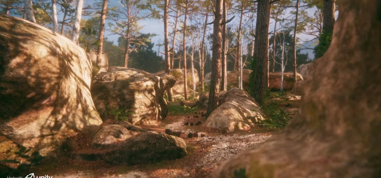 Photogrammetry Could Be Far More Accessible with Unity's New eBook