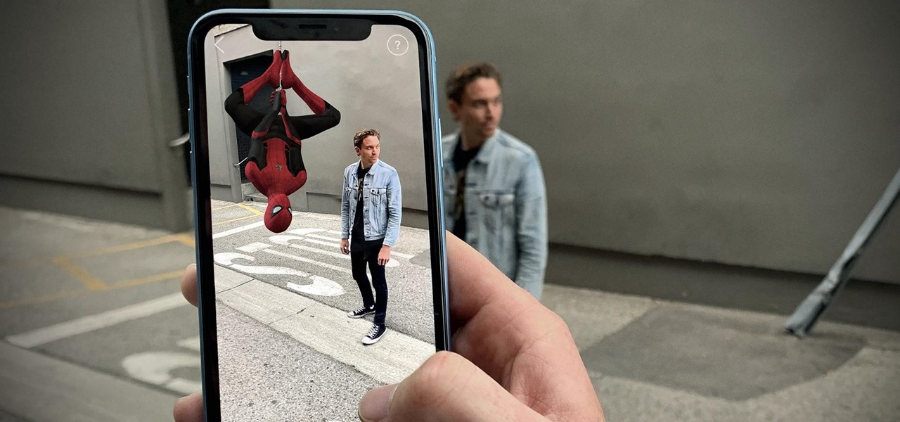 Sony Gives Spider-Man a New Augmented Reality Home via iPhone & Android Apps