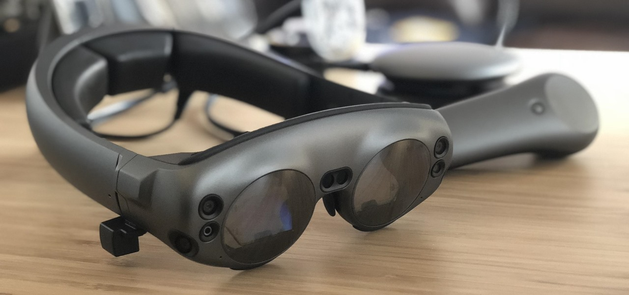Magic Leap One First Hands-On Impressions for HoloLens Developers