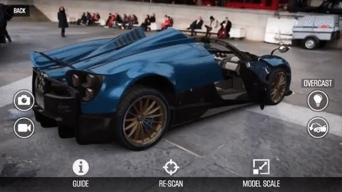 Apple AR: Zynga's CSR 2 for iPhone Puts Your Dream Car Within Virtual Reach with AR Mode
