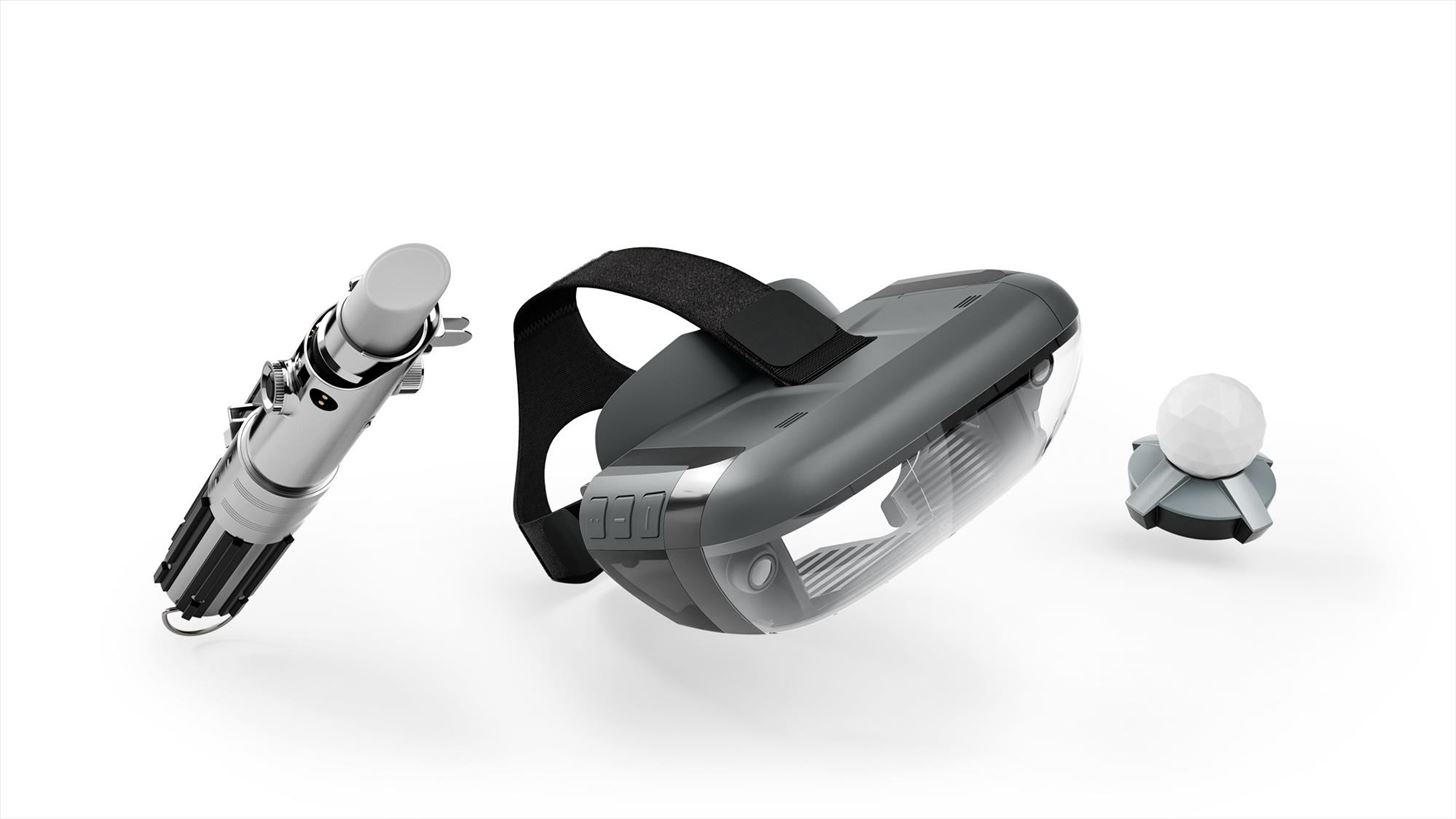 Lenovo's Star Wars AR Headset Now Available for Pre-Order