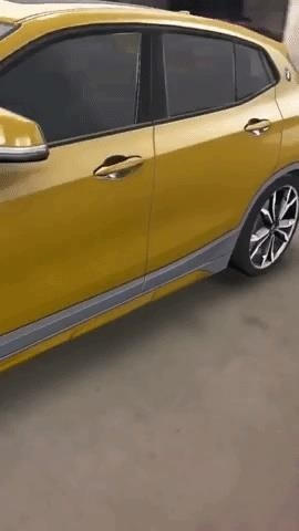 BMW Invites You to Test Drive the X2 with Snapchat Lens