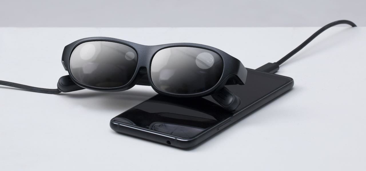 Nreal Founder Explains Why Smartglasses Tethered to Smartphones Are the Future of Augmented Reality