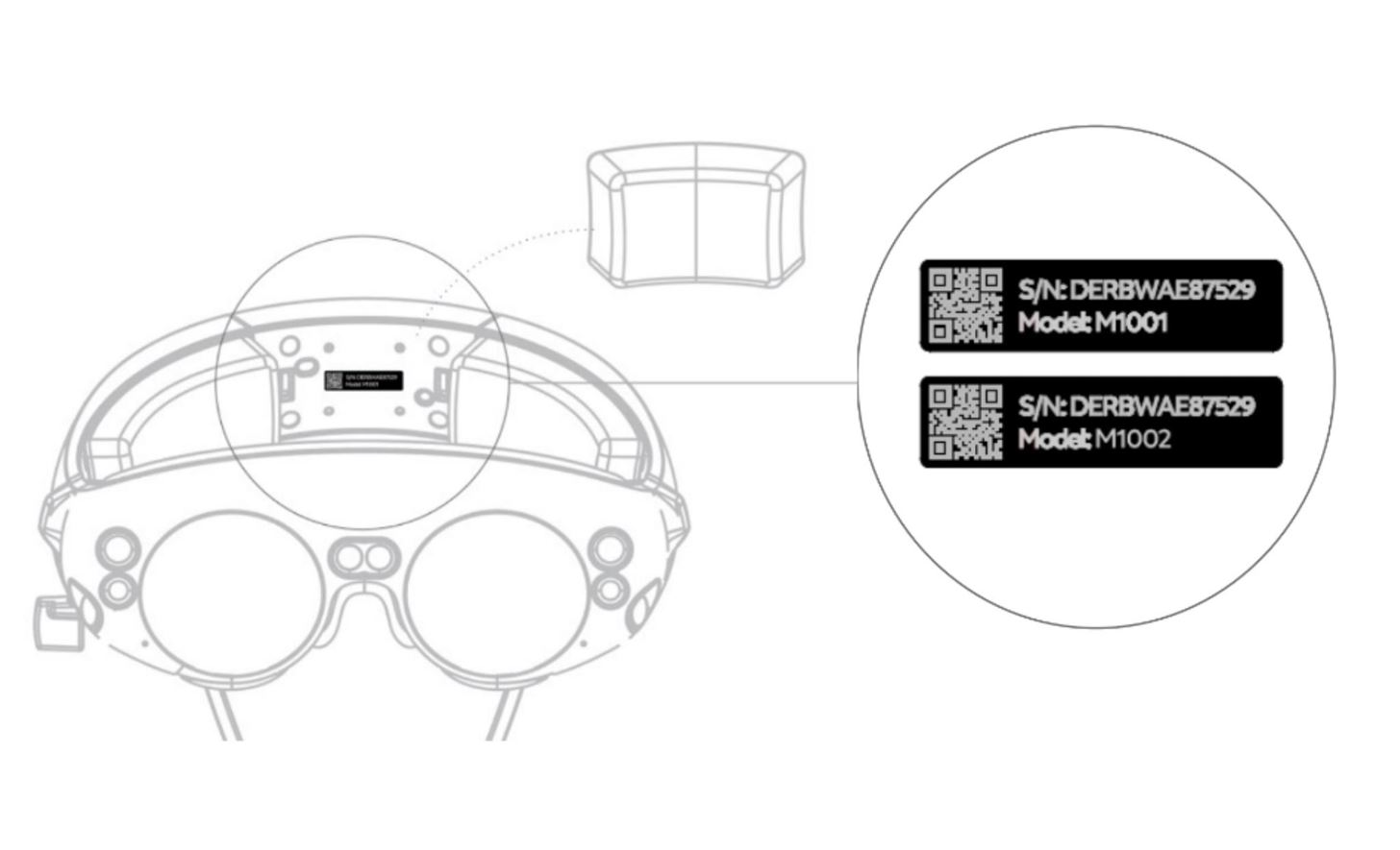 "Magic Leap One, ""the announcement will include the qualifiers"" when available to consumers goes through FCC certification and sets the stage for imminent release"