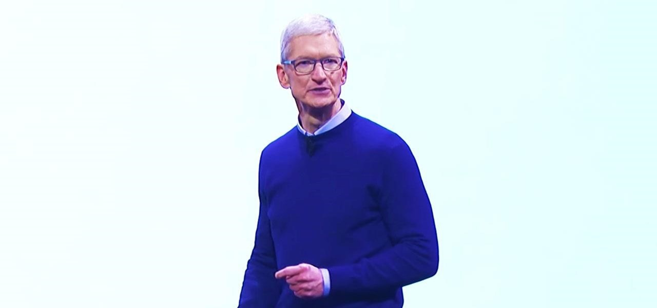 Apple CEO Tim Cook Says AR 'Is Going to Change Everything'