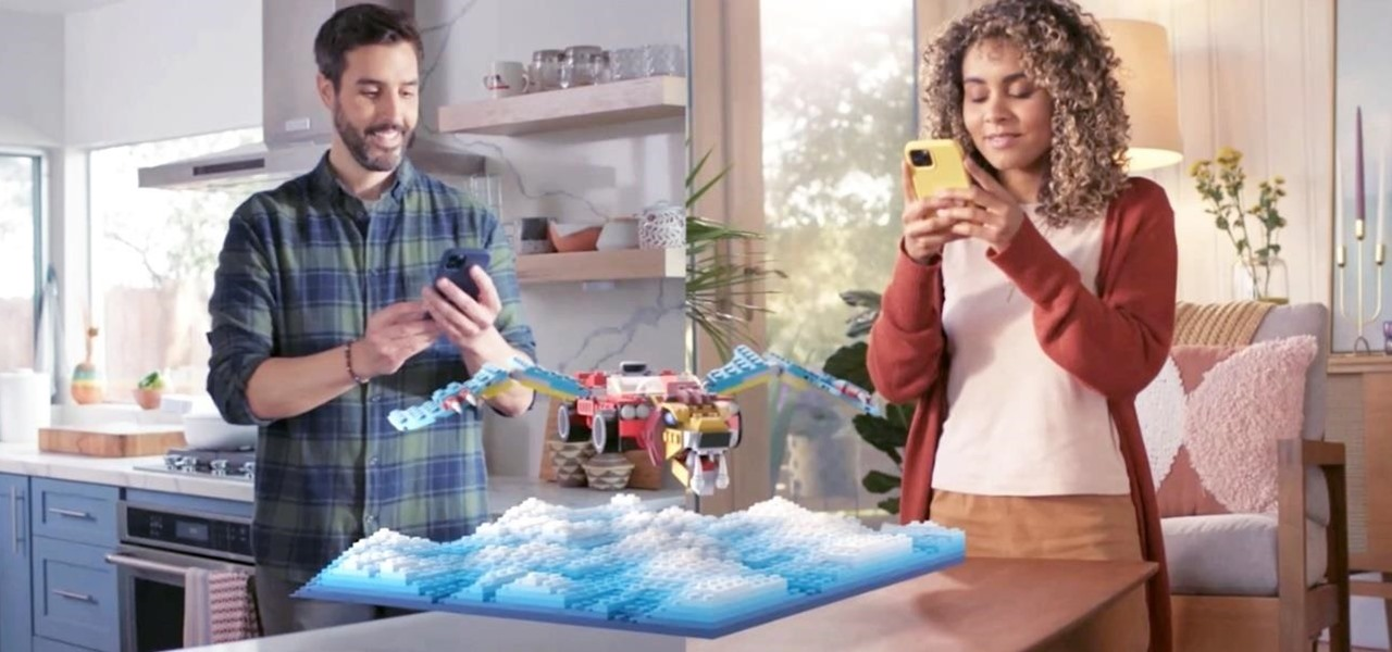 Snap Now Lets You Build Lego in AR Remotely with Others, Reveals AR Tie-Up with Disney, Plus AR Business Tools