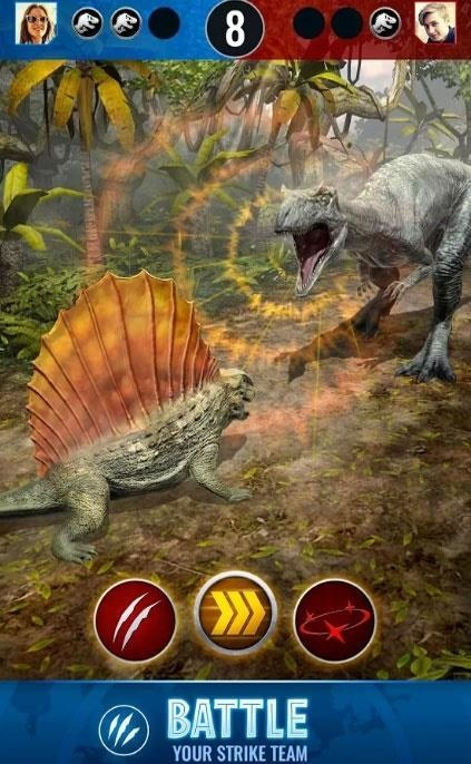 Jurassic World Augmented Reality Game Wants to Be Pokémon GO for Real Dinosaurs