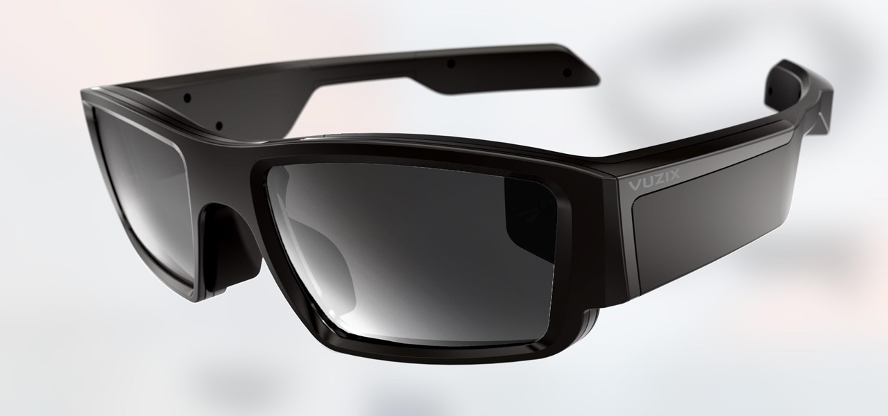 Vuzix Exec 'Sneaks' Demo of Futuristic Blade Smartglasses onto the Web