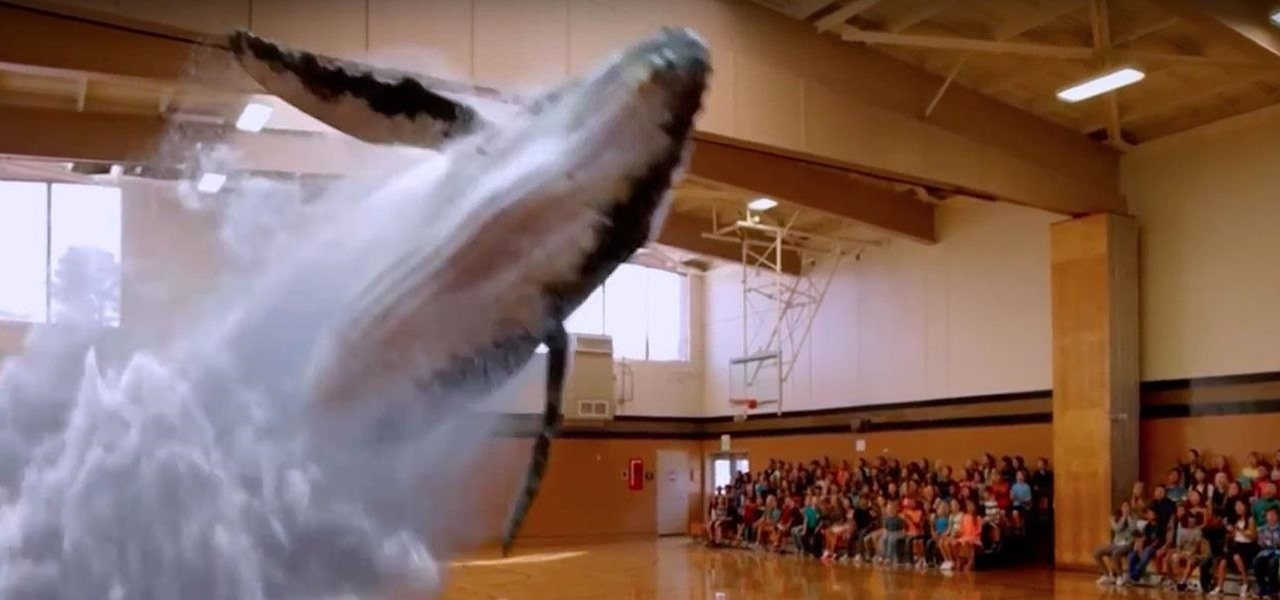 Magic Leap Releases Helio Experiments Demos, Finally Gives Us the Infamous AR Whale