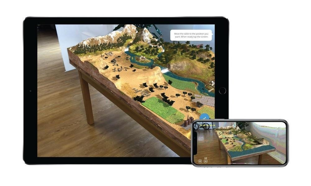 Apple's Education-Focused iPad Event Pushes Augmented Reality Further into the Classroom