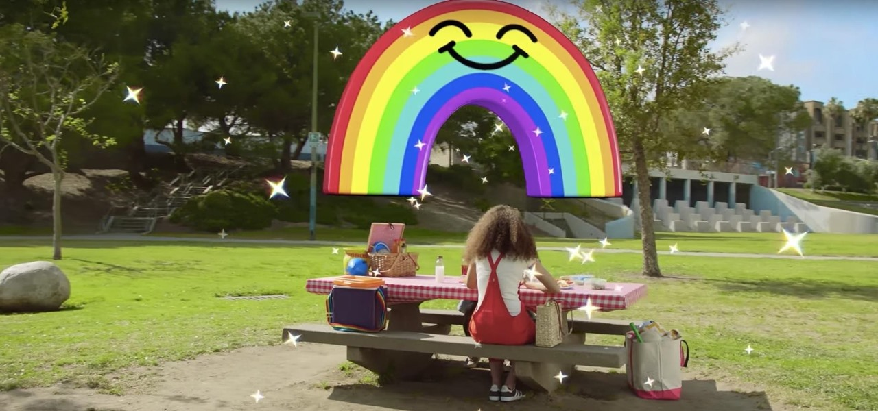 Snapchat's New 'World Lenses' Are More Than Fun; They Open Up the Possibilities of AR