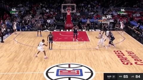 ESPN, Fox Sports & NBA Clippers & Mavericks draw Augmented Reality plays to win fans