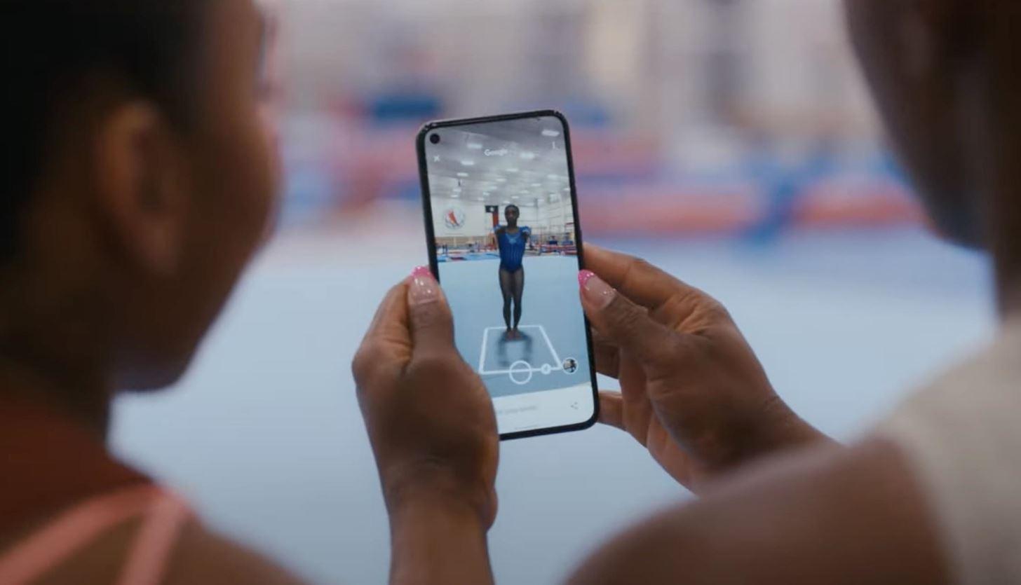 Market Reality: Olympics AR Content on Instagram & Google, Facebook's Metaverse, & Snapchat's Magic Karaoke