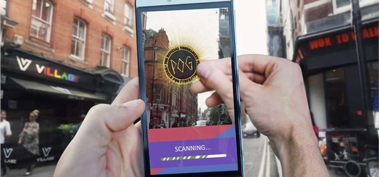 Crowdfunding Campaign Capitalizes on '90s Nostalgia with POGs Augmented Reality App