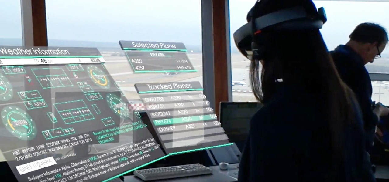 360world's Windows Mixed Reality Tools Will Help Air Traffic Controllers See in New Ways