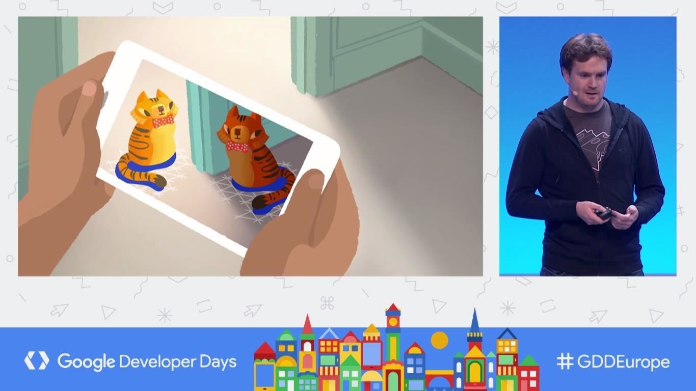 Google Developer Days Sheds Some Light on ARCore