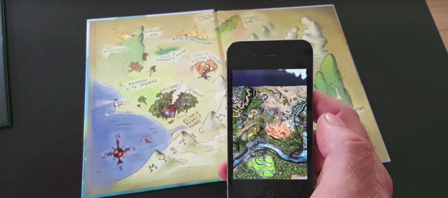 Your Reading Experience Is About to Change Thanks to Augmented Reality