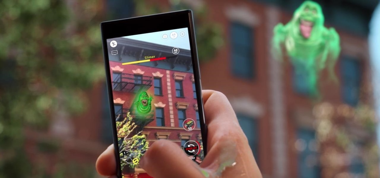 New 'Ghostbusters World' Gameplay Footage Revealed, Haunts Your Neighborhood in the Spirit of Pokémon GO