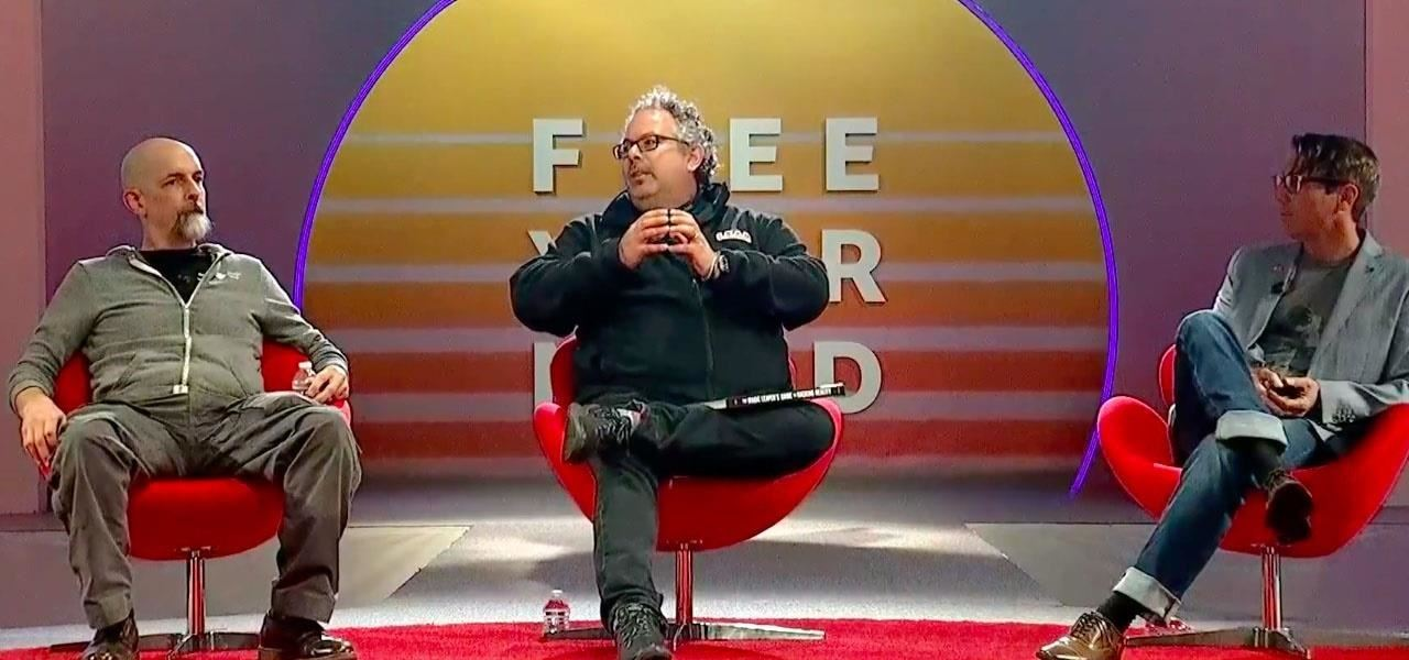 Everything Magic Leap Revealed During Its First Annual L.E.A.P. Conference Keynote Event
