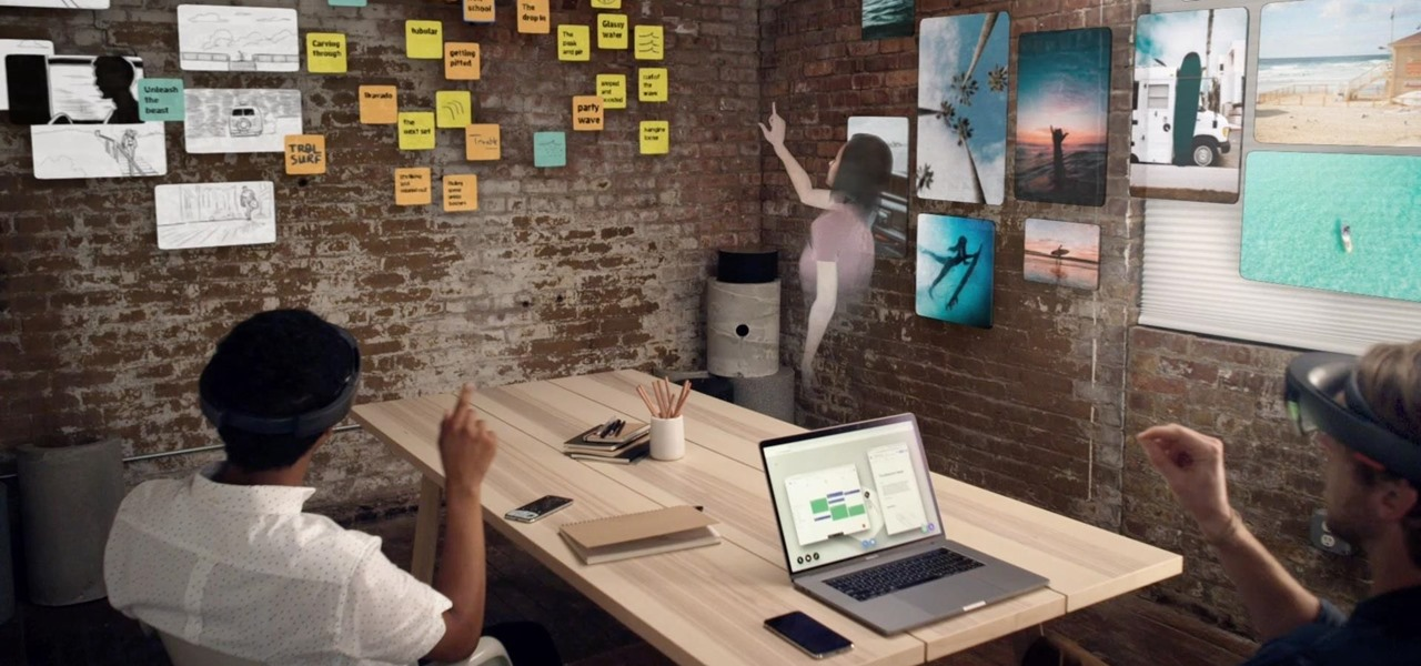 Former Googlers Raise $8 Million Funding to Reinvent Remote Collaboration Through Magic Leap & HoloLens
