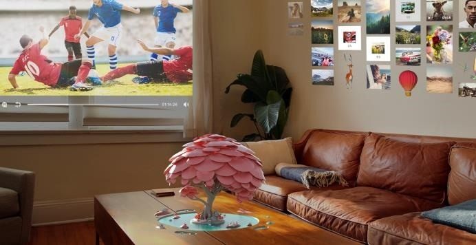 Magic Leap Makes Shutterstock Images & Video Available for Gallery & Screens Apps