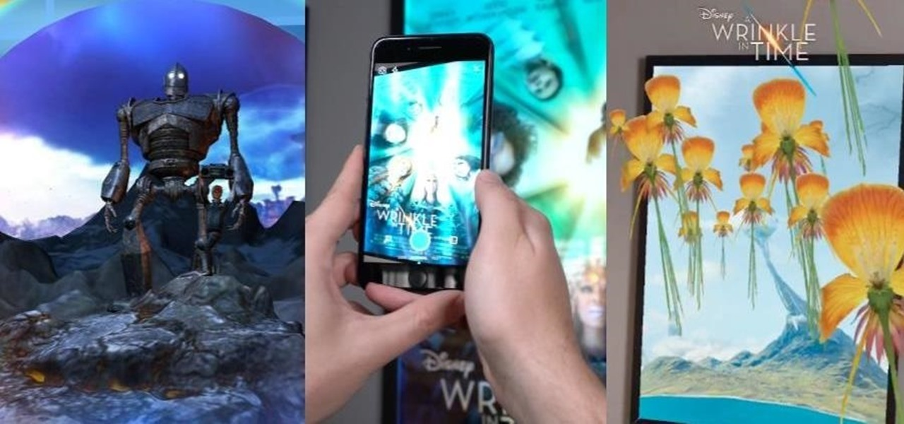 Facebook Debuts Image Recognition in Camera AR with 'Ready Player One' & 'A Wrinkle in Time' Poster Promos
