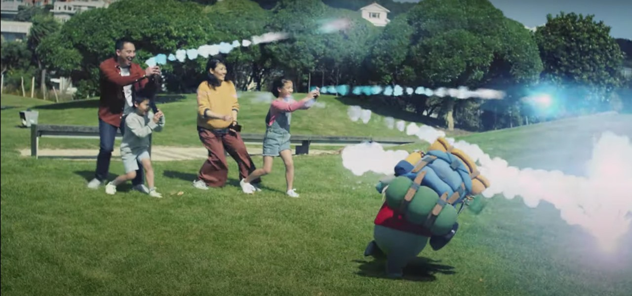 Niantic Previews the Future of AR Gaming with Codename: Urban Legends Demo