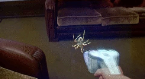 Wingnut AR's Pest Control Is Unreleased, Mostly Unseen, but Undeniably One of Magic Leap One's Best Titles
