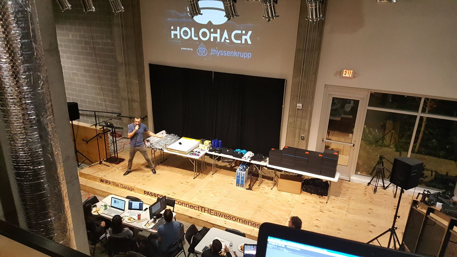 My First Hackathon—What It Took to Win HoloHack Atlanta