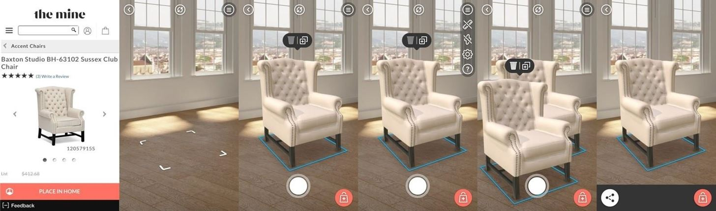 Apple AR: Lowe's Builds Pair of AR Apps with ARKit