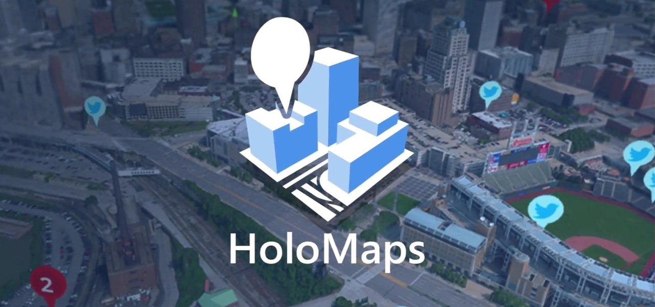Taqtile's HoloMaps Gives HoloLens Users Ability to View, Scale & Draw on 3D Maps
