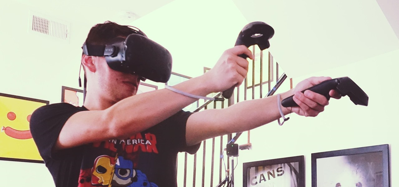Valve Opens the Gates for Third-Party HTC Vive Controllers