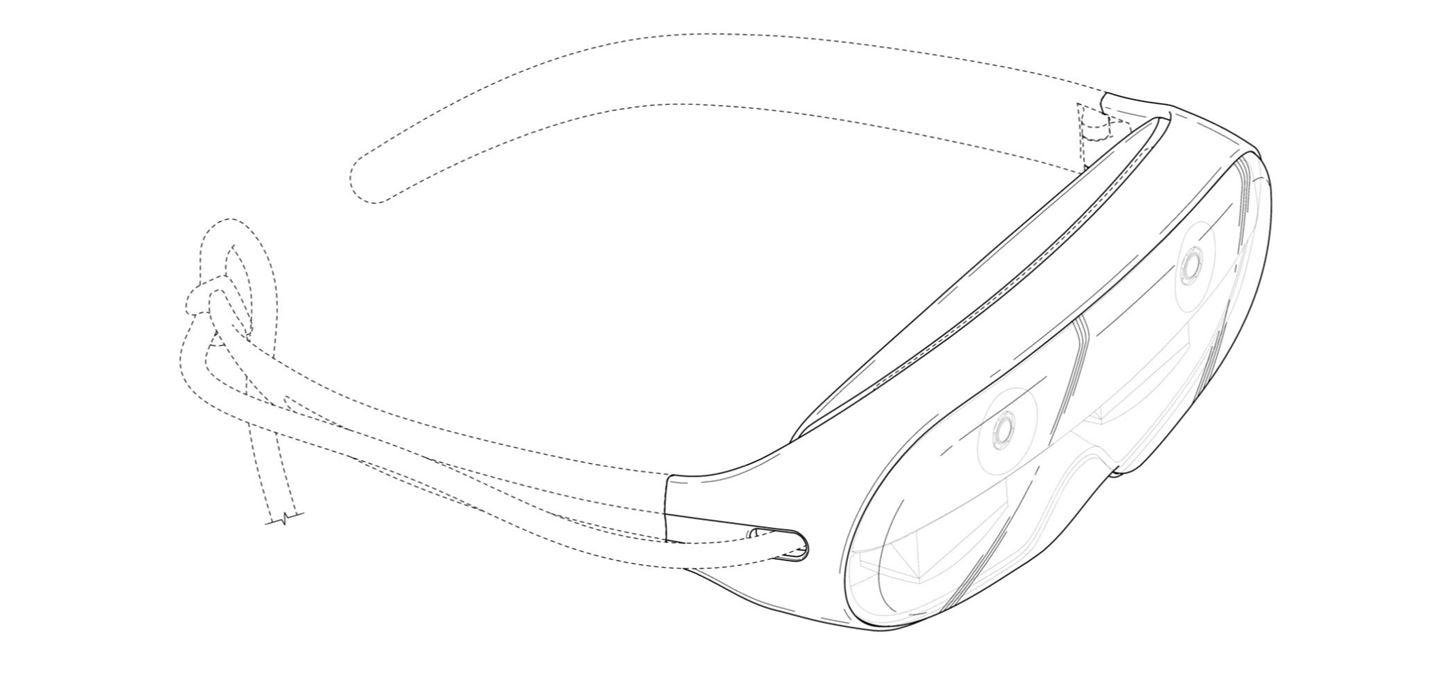 Samsung doubles AR hardware plans with Smartglasses Patent & Facebook Partnership