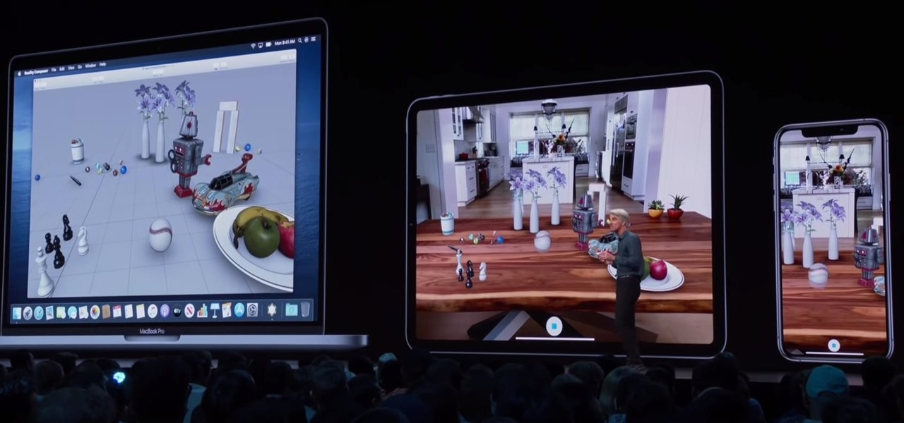Apple Unveils New ARKit & Dev Tools, Unreal Engine Comes to HoloLens 2, & North Expands Focals Pop-Ups