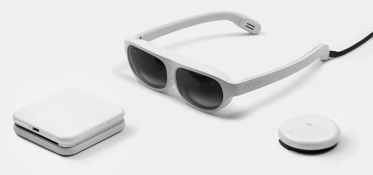 Nreal Founder explains why Smartglasses Tethered to smartphones is the future of increased reality