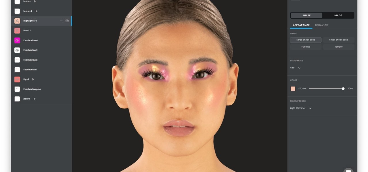 Camera IQ Gives Cosmetics Brands the Power to Push Virtual Try-on Effects to Snapchat, Facebook, & Instagram