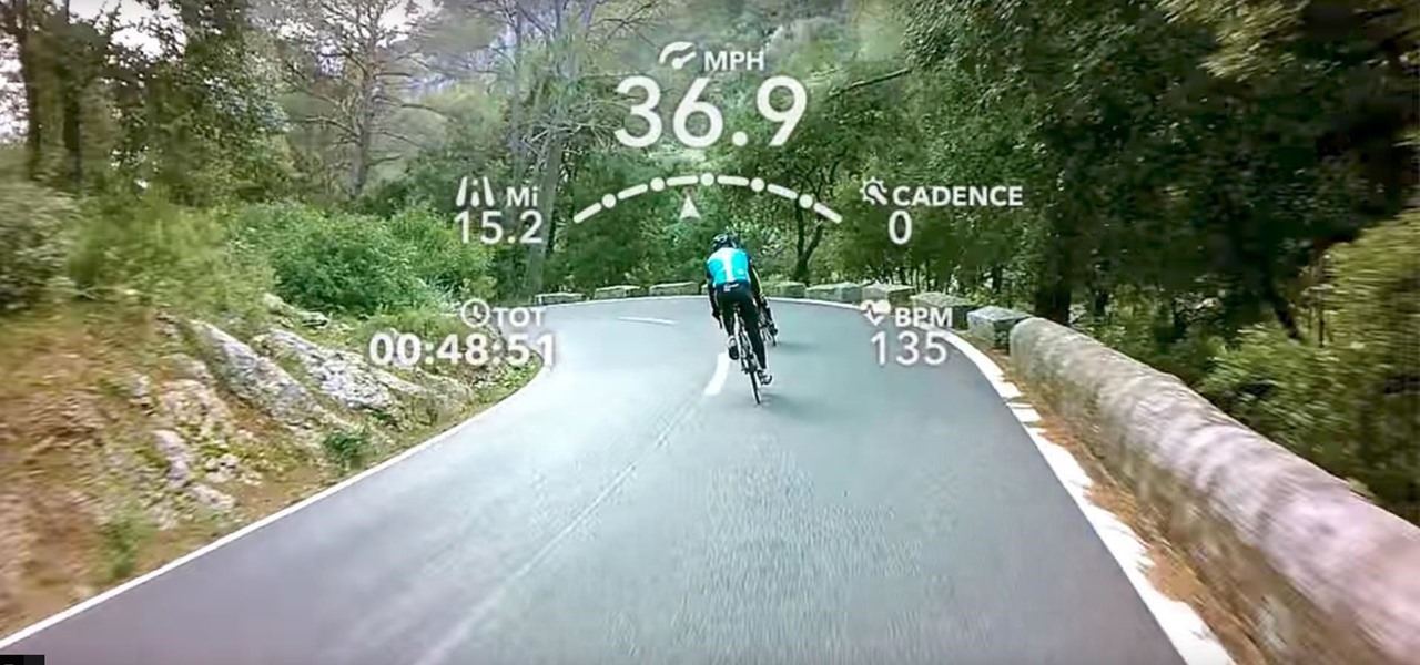 This Wearable AR Gear Could Change Cycling Forever