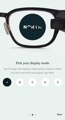 North Lets Focals Owners Share Their Experience with Friends via New Software Updates