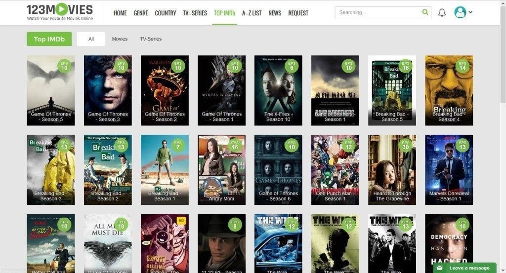 Watch Online Free Movies Without Register