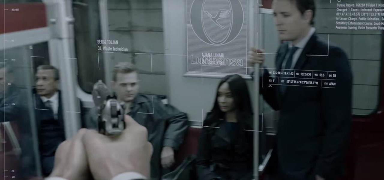 Netflix Film 'Anon' Paints Dystopian View of Augmented Reality That Obliterates Privacy