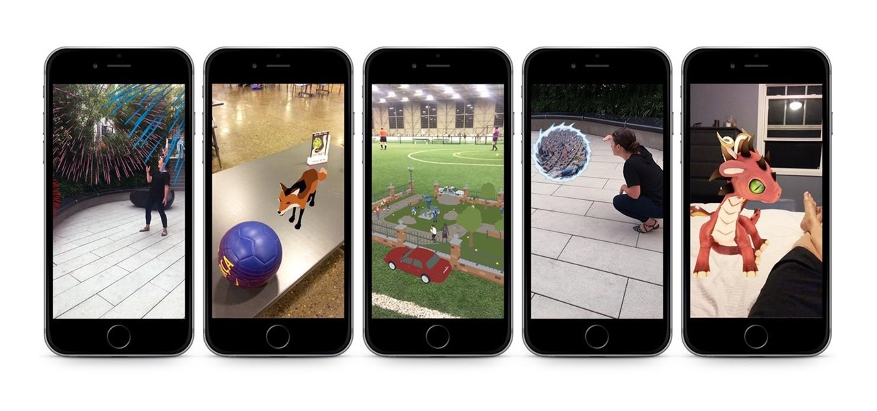 The Box Gives the Gift of AR with ARKit