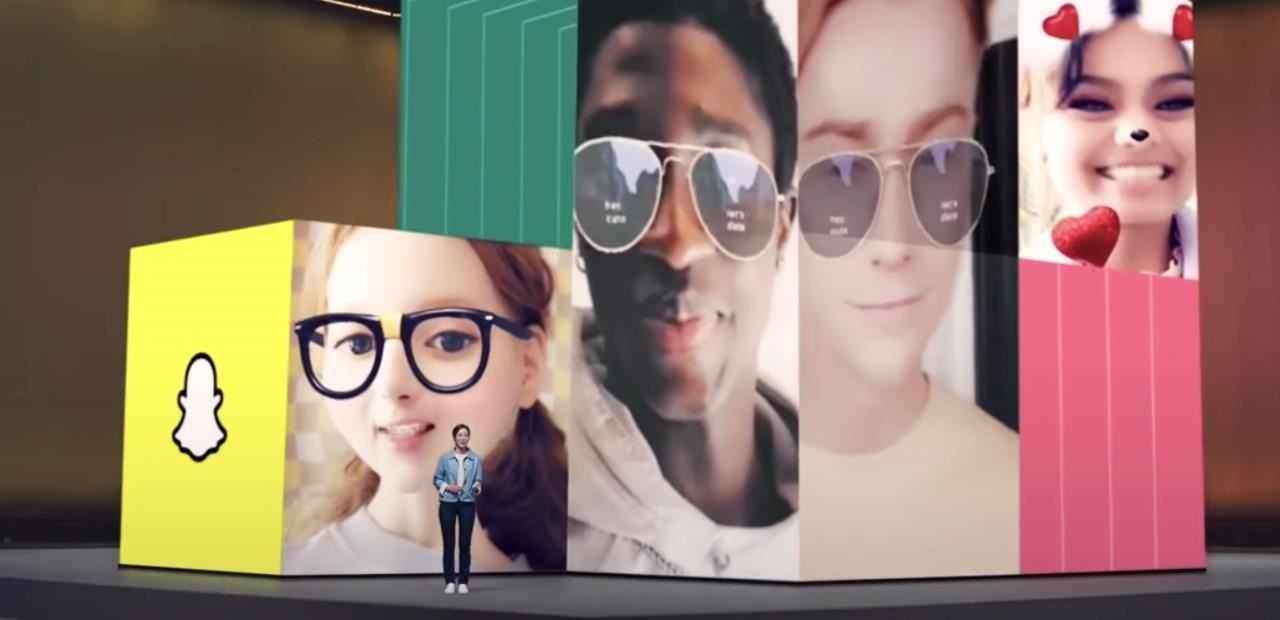 Samsung Just Gave Us the First Snapchat AR Smartphone, Sort Of