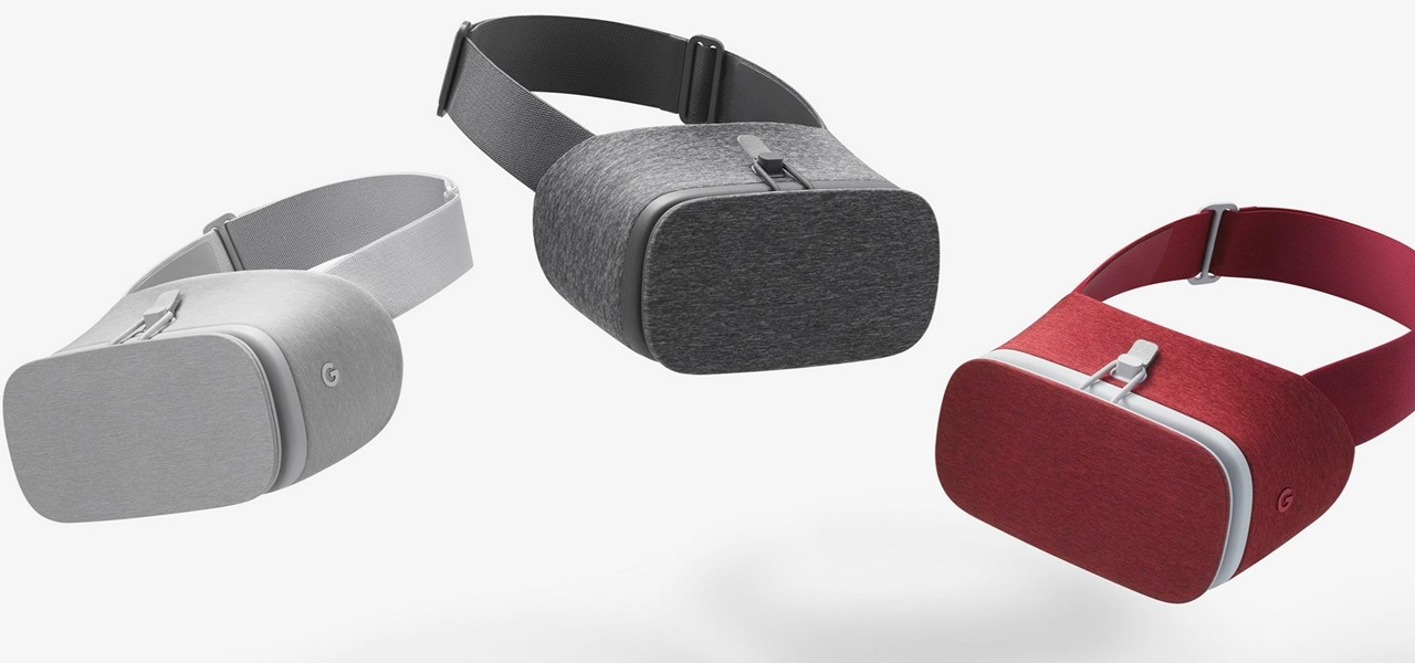Google's Daydream View Feels Like a Hot & Stiff Pair of Sweatpants on Your Face