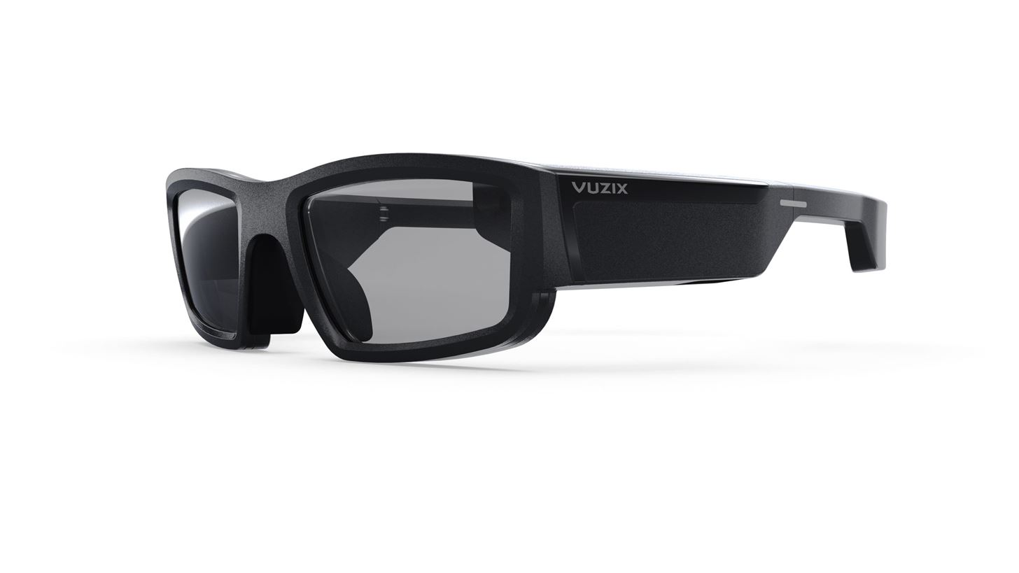 Vuzix Previews Smart Glasses Powered by Wearable Computer from Toshiba