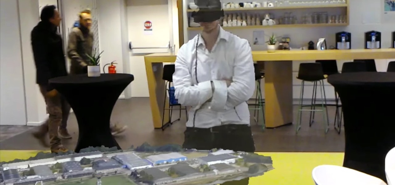Mimesys Combines Mixed & Virtual Reality Holoportation Capabilities into One Solution